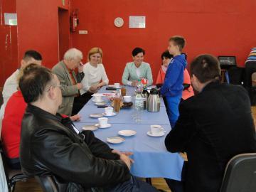 Galeria I Powiatowy Trniej Szachowy o Puchar Dyrektora Ośrodka Kultury w Byczynie