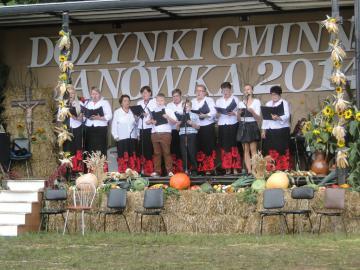 Galeria Dożynki Gminne w Janówce