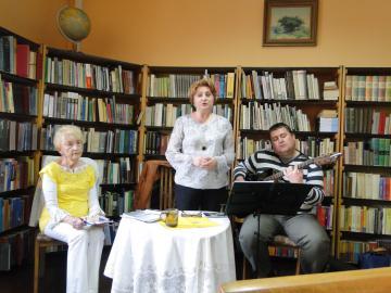 Galeria dzień bibliotekarza
