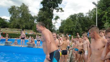 Galeria otwarcie basenu