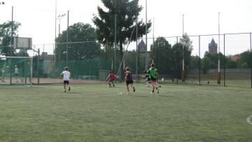 Galeria Turniej dzikich drużyn piłkarskich na orliku