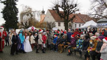 Galeria Kiermasz Bożonarodzeniowy, Mikołajki Gminne