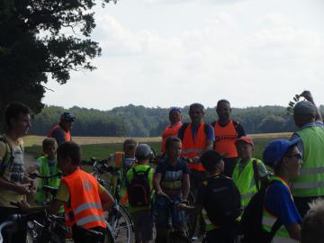 Galeria wycieczka rowerowa sierpień 2017