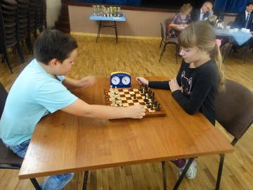 Galeria Turniej Szachowy 2018