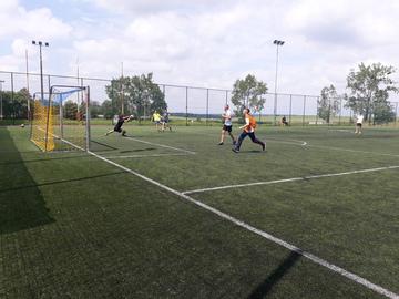 Galeria Turniej Piłki Nożnej na Orliku w Byczynie z okazji rozpoczęcia wakacji